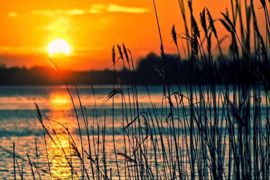 Platformy bezpieczeństwa znikają z mazurskich jezior