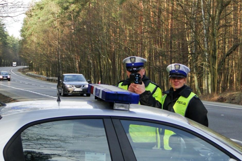 Mazowieckie: 28 tys. wykroczeń drogowych w ciągu roku