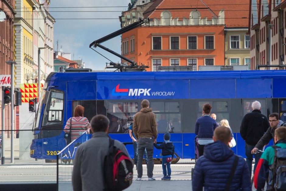 Wrocław zapowiada podwyżki cen biletów komunikacji publicznej