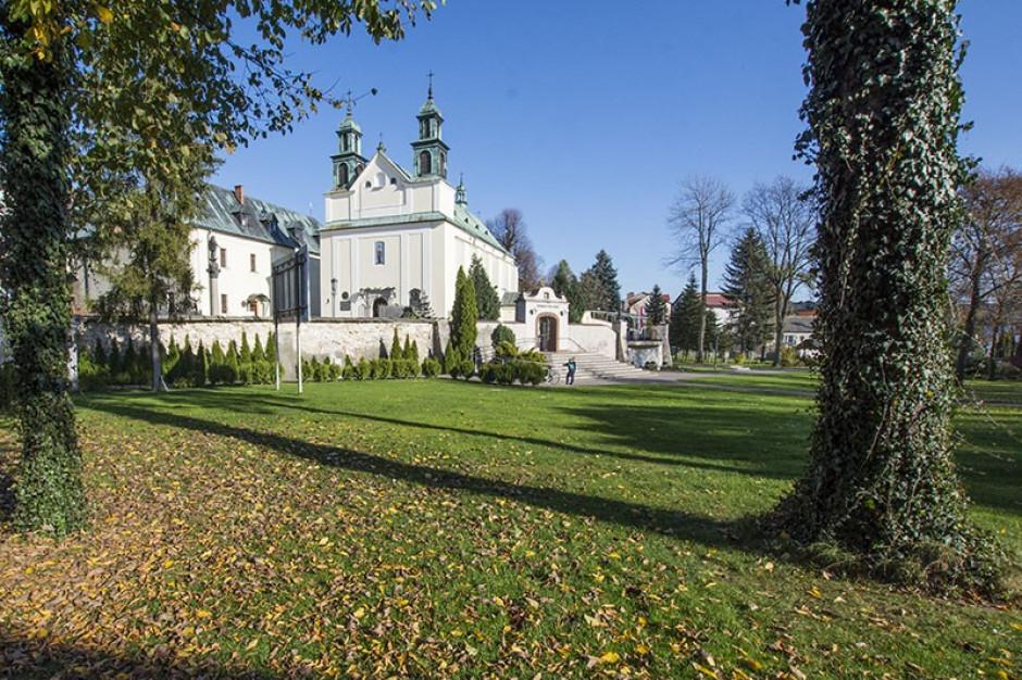 Klasztor paulinów w Leśniowie zamknięty z powodu koronawirusa