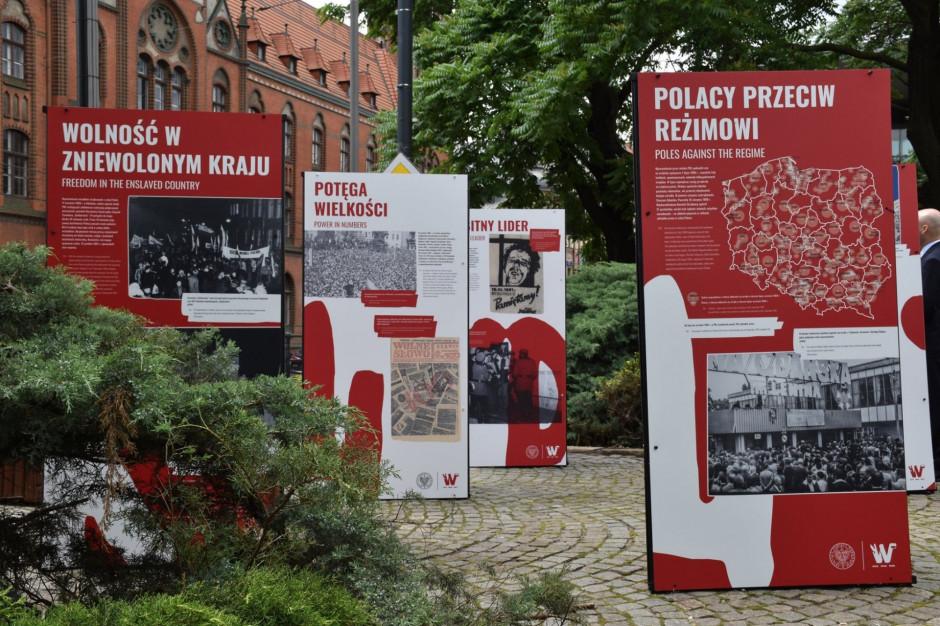 Szef IPN o blokowaniu przez władze Gdańska ekspozycji o Solidarności