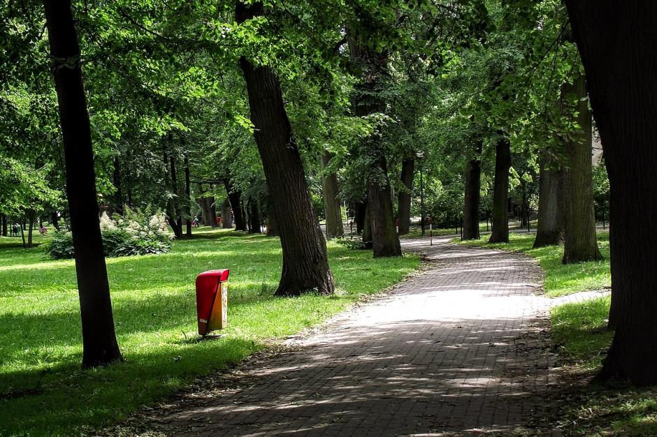 Lada dzień gotowe będą projekty modernizacji dwóch bielskich parków