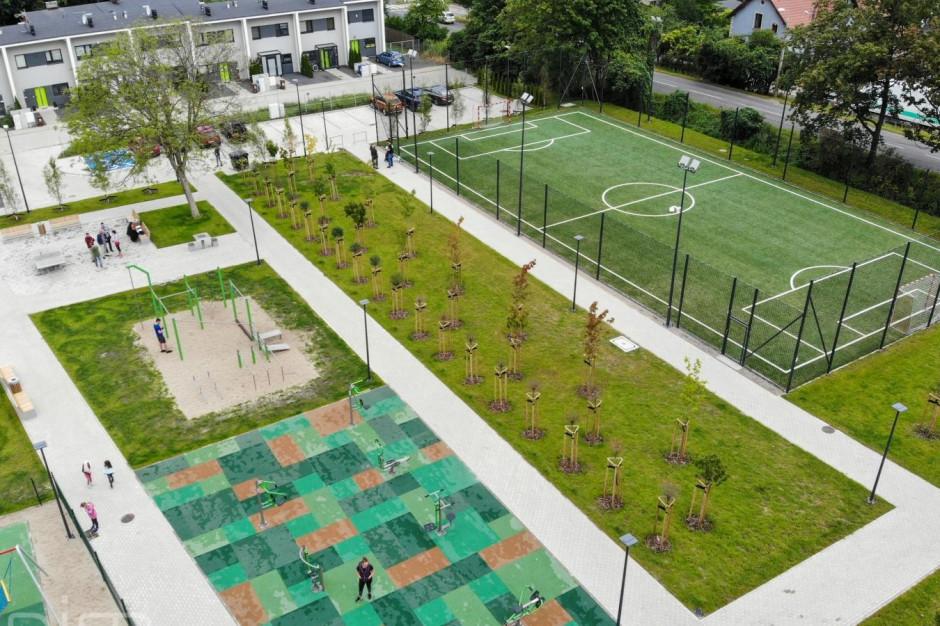 W Poznaniu uruchomiono Park Rekreacji Starołęka Mała