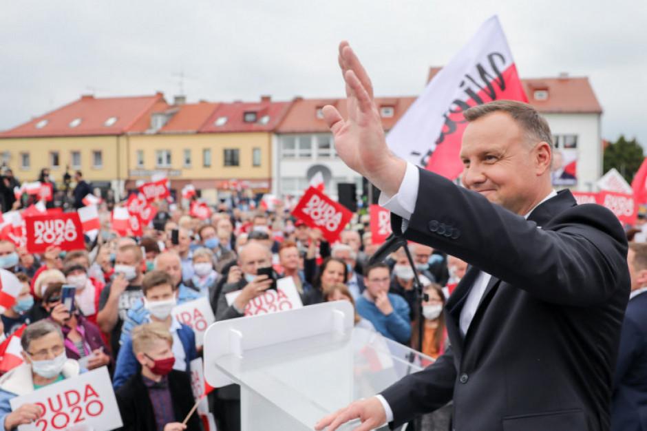 We wtorek Andrzej Duda odbierze uchwałę o wyborze na prezydenta RP