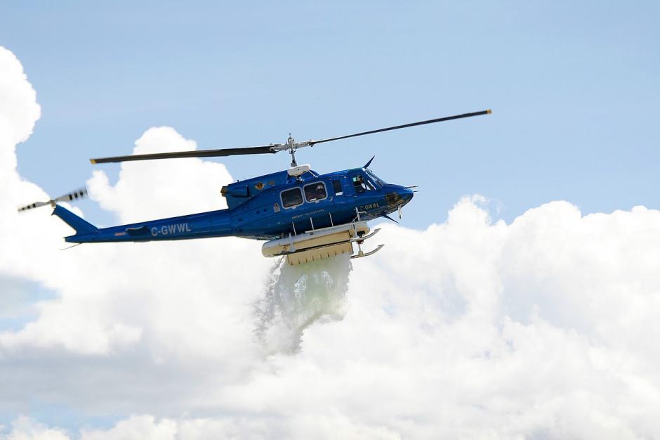 Śląskie: Dotacje z WFOŚiGW do lotów patrolowo-gaśniczych nad lasami
