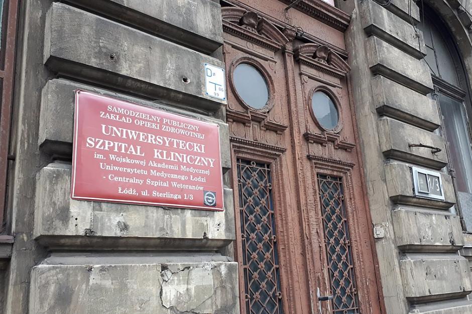 Łódź: Szpital im. Rydygiera włączony do Centralnego Szpitala Klinicznego