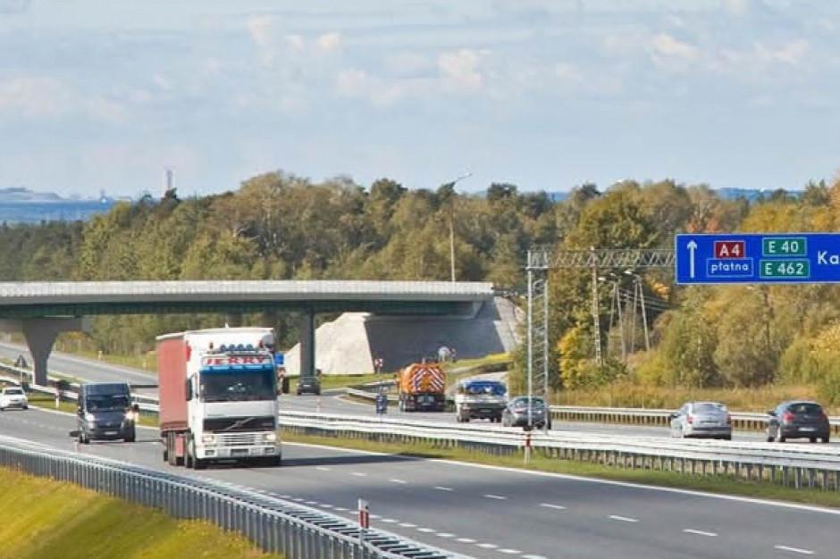 Początek remontu na opolskim odcinku autostrady A4