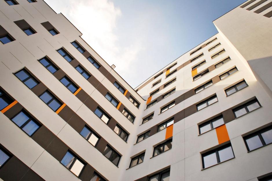 Gwałtowny wzrost aktywności w budownictwie mieszkaniowym