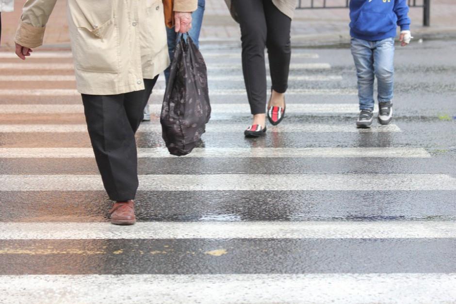 Podkarpackie: Ponad 629 tys. zł na poprawę bezpieczeństwa pieszych