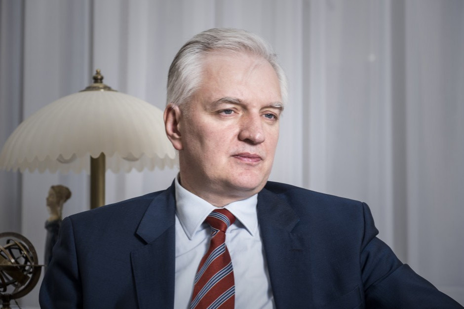 Jarosław Gowin: chcemy uwolnić tereny gmin na budowę osiedli mieszkaniowych