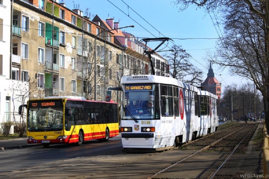 Wrocław: Od 1 stycznia podwyżki biletów komunikacji miejskiej
