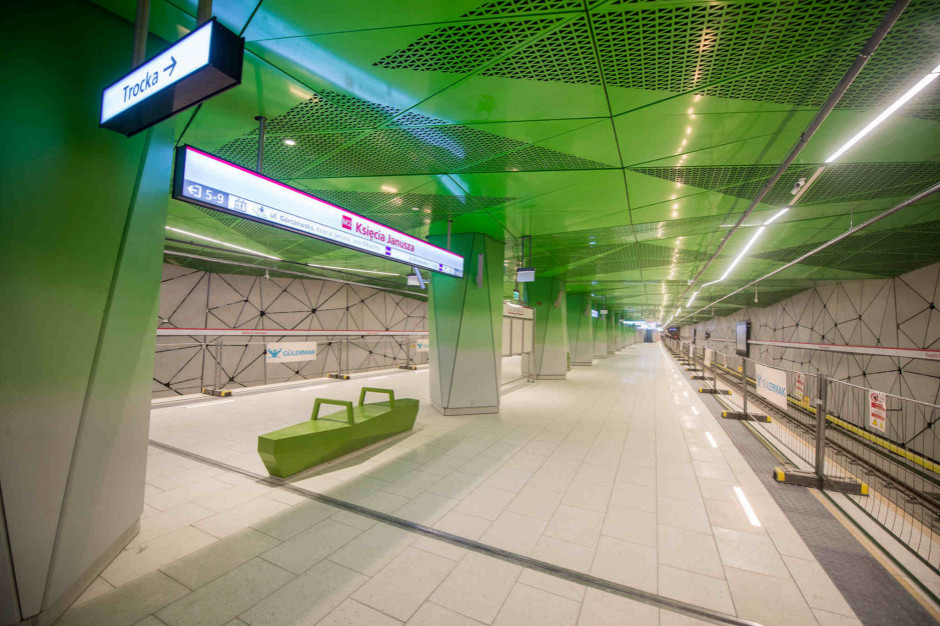 Zmiany po otwarciu nowych stacji metra na Woli