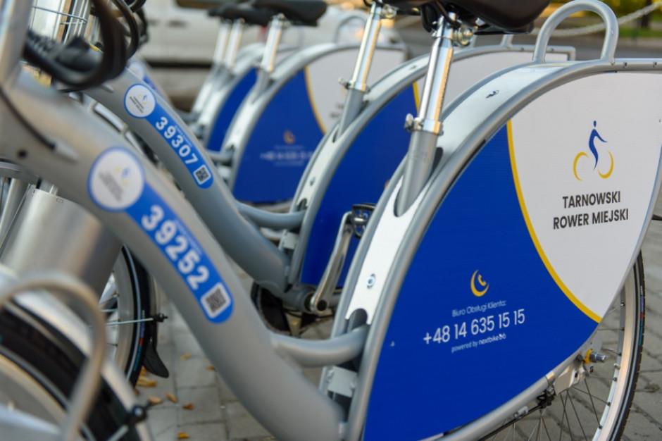 Nextbike rozbuduje system roweru miejskiego w Tarnowie. Mimo że ogłosiła upadłość układową