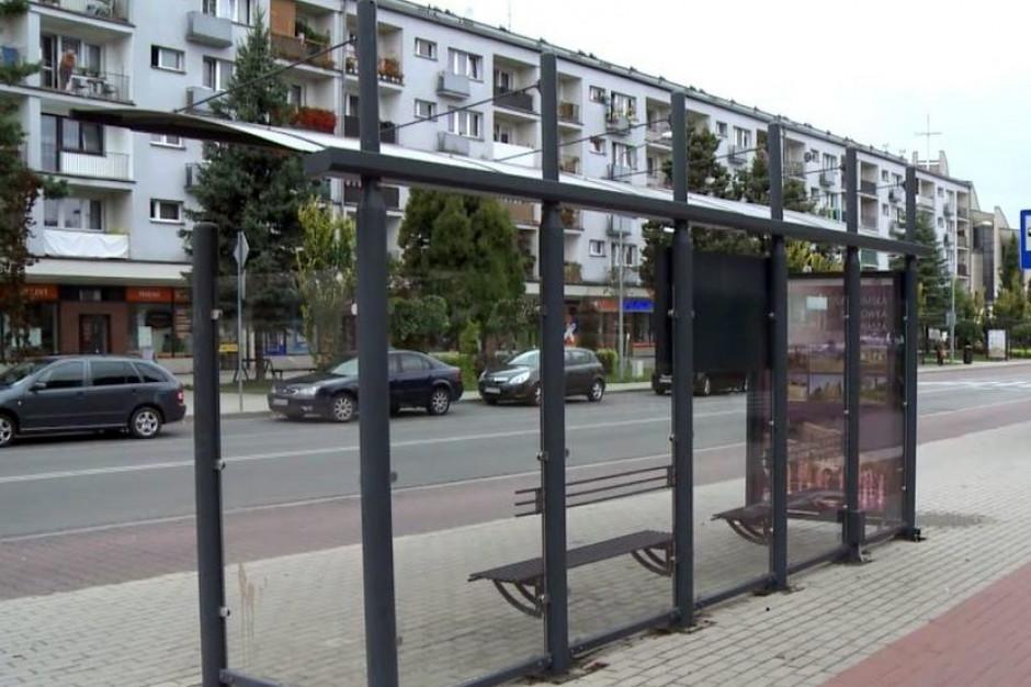 W Oświęcimiu rusza montaż 11 tablic informacji pasażerskiej na przystankach
