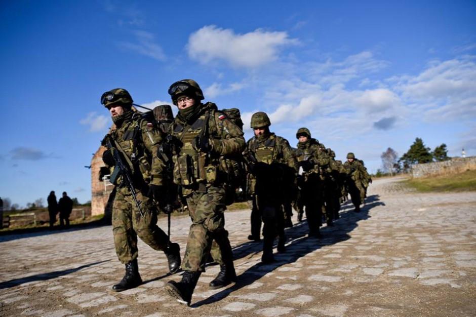 Wielkopolskie: Terytorialsi wznowili rekrutację żołnierzy