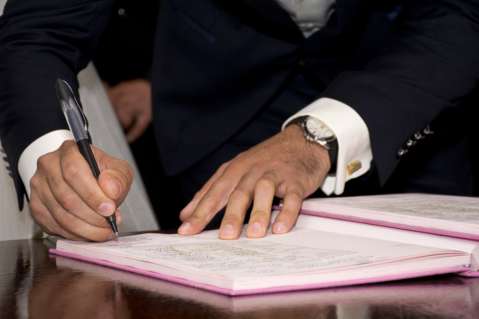 Prezydent Ostrołęki z zarzutami prokuratorskimi