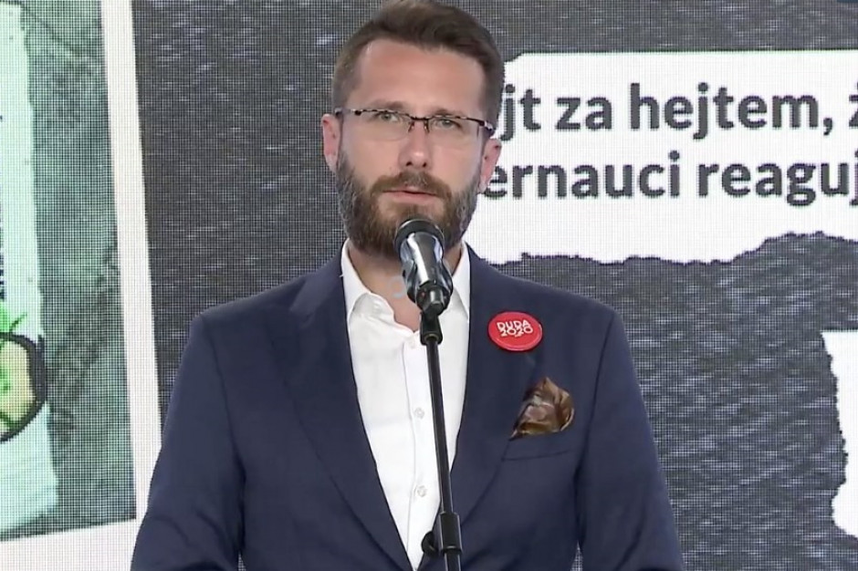 """""""Mazowsze powinno zostać podzielone - projekt ustawy w tym roku w Sejmie"""""""