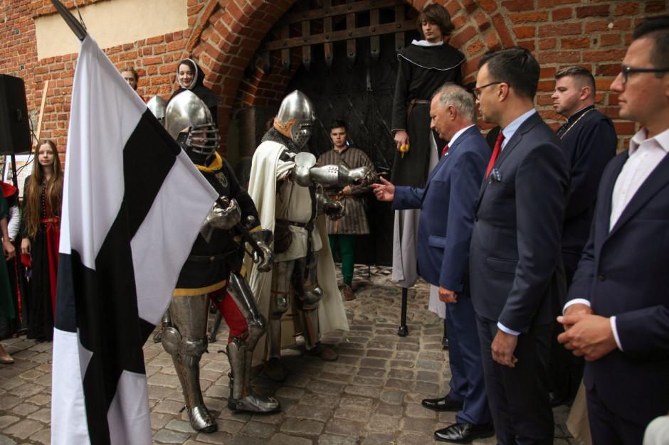 Turystyczna wizytówka miasta po modernizacji. Kętrzyński zamek otwarty