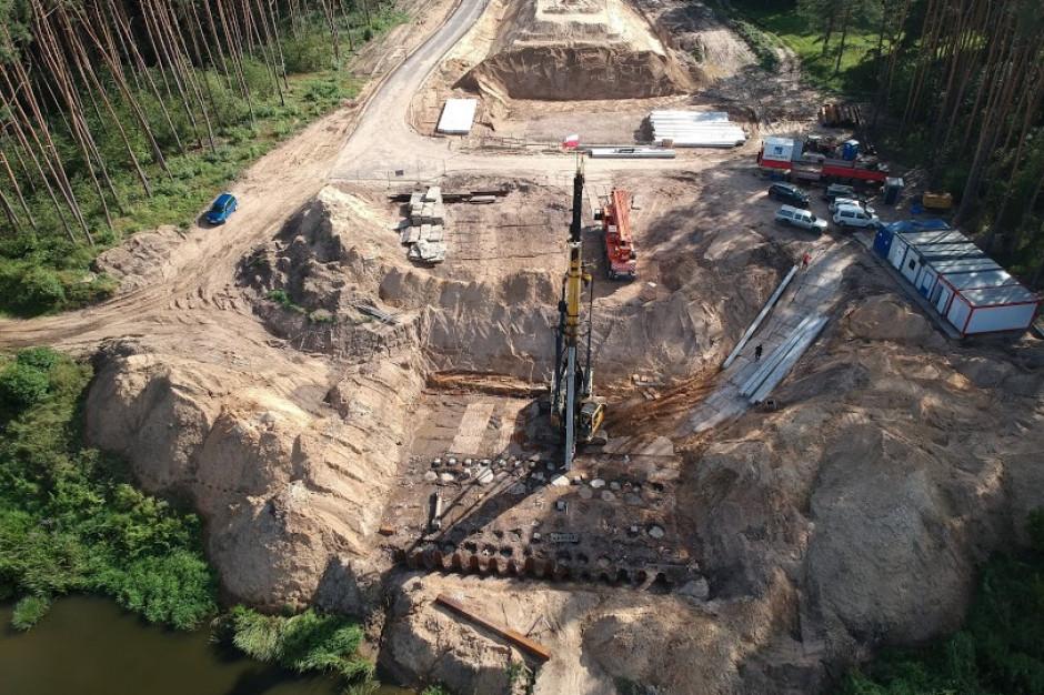 Znaleziska archeologiczne na budowie obwodnicy Wronek