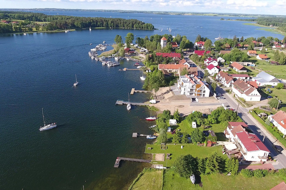 Warmińsko-mazurskie: Ruszają remonty kanałów na szlaku Wielkich Jezior Mazurskich