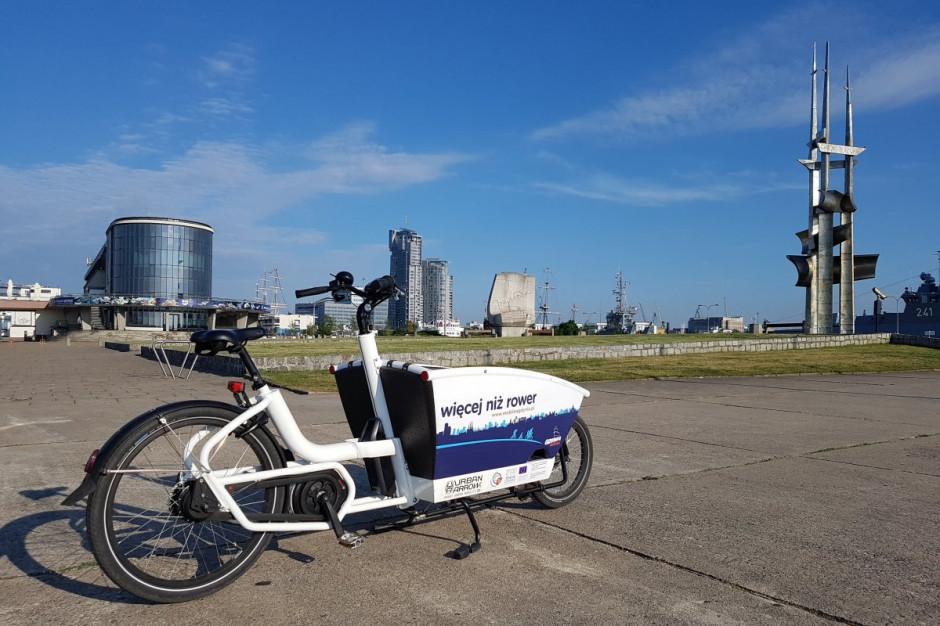 Gdynia sfinansuje mieszkańcom połowę roweru cargo