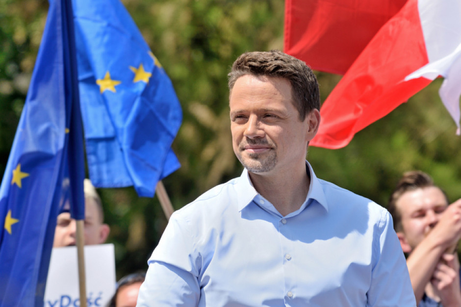 Trzaskowski po spotkaniu z Dudą: rozmowa o kampanii wyborczej, wolności mediów i samorządach