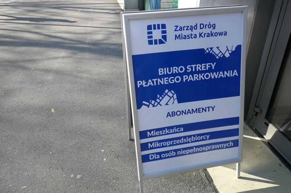 Kraków kolejny raz poszerza strefę płatnego parkowania