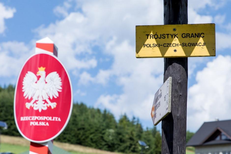 Samorządy chcą zbudować polsko-czesko-słowacki most