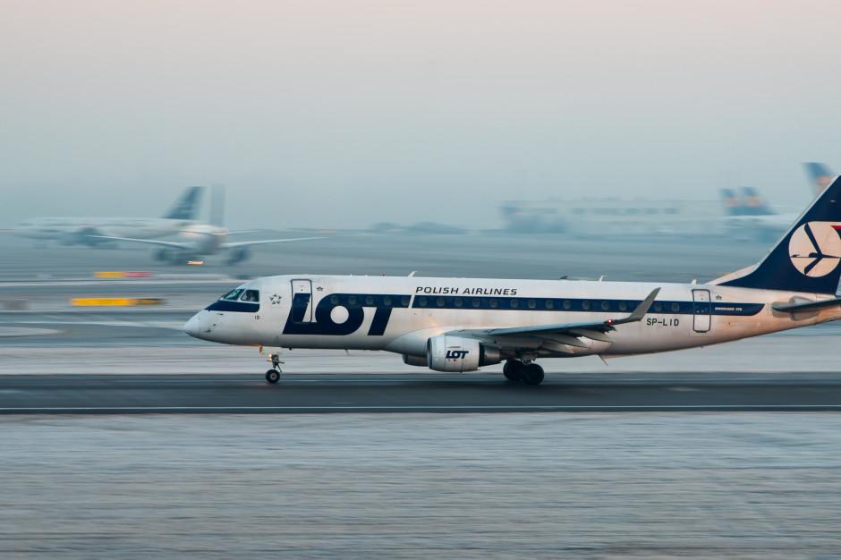 Pod koniec sierpnia PLL LOT uruchamia rejsy z Wrocławia do Budapesztu