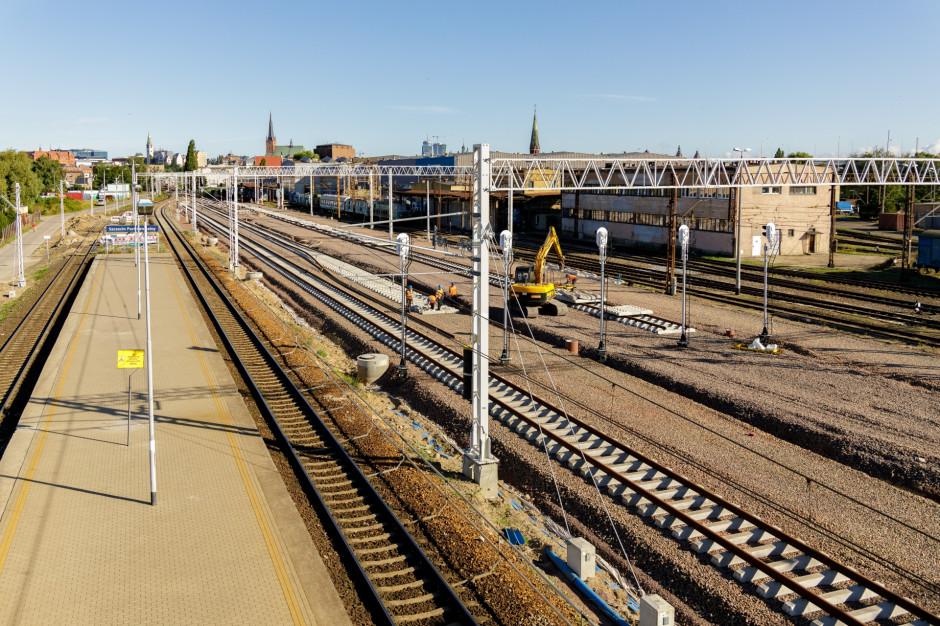 Nowe urządzenie sterowania ruchem na stacjach kolejowych Szczecin Port Centralny i Świnoujście