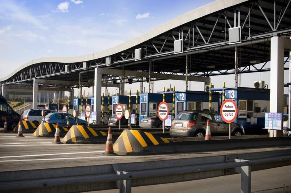 Kujawsko-pomorskie: Kolejki przed bramkami na A1