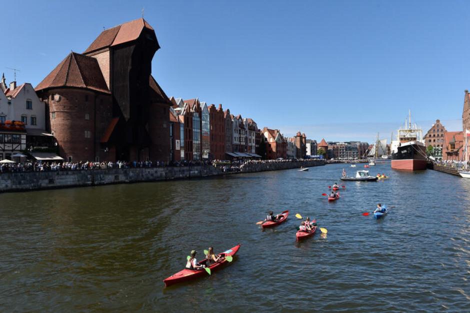 Gdańsk wybuduje nowe przystanie kajakowe