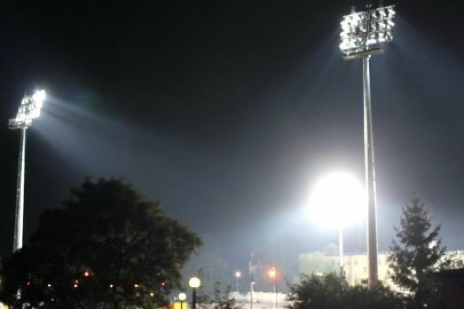 Radom zmodernizuje oświetlenia na stadionie miejskim