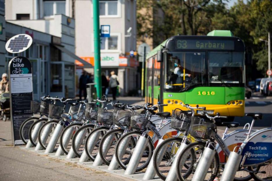 Poznań zachęca do ekologicznego przemieszczania się po mieście