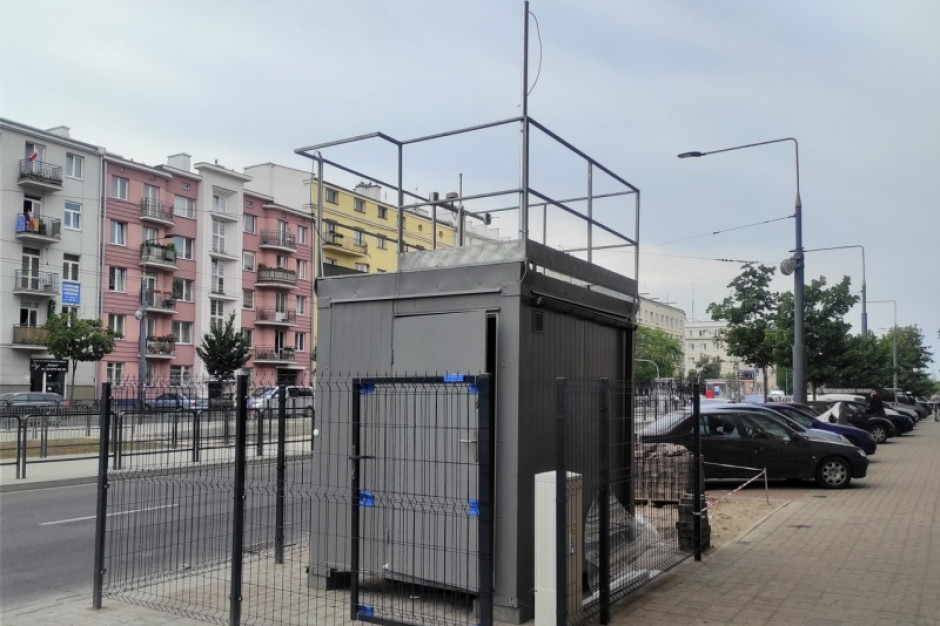 Nowy sposób na walkę ze smogiem w stolicy