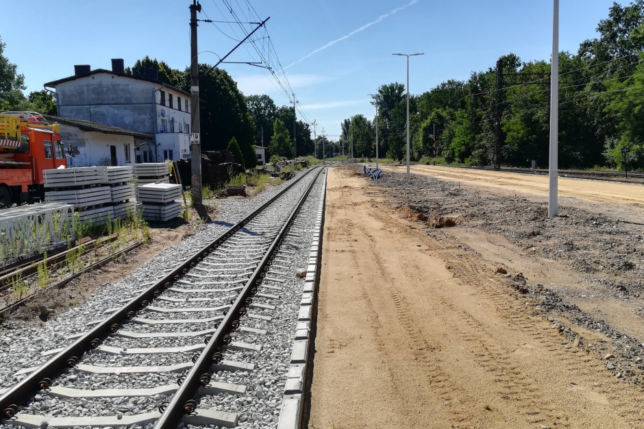Dolnośląskie: Pasażerowie dojadą koleją z Jelcza Laskowic do Wrocławia