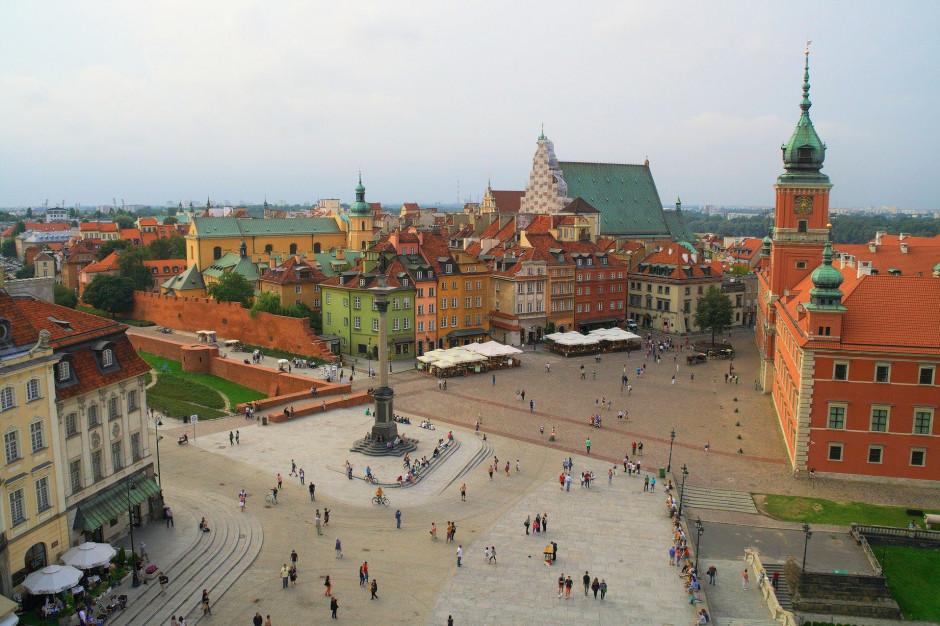 Raport: Warszawa szybciej podnosi się po pandemii niż inne europejskie stolice