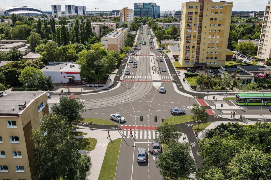 Poznań planuje budowę linii tramwajowej na Marcelin w systemie PPP