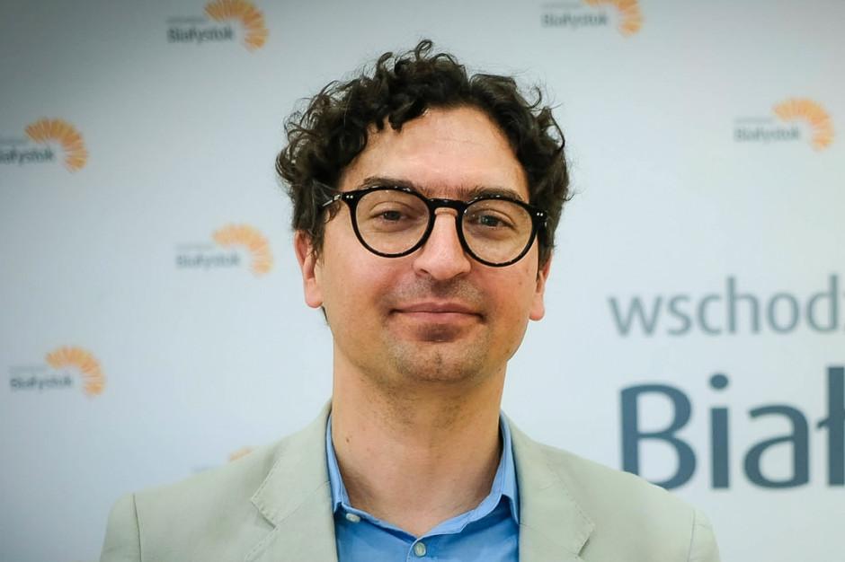 Jacek Malinowski dyrektorem Białostockiego Teatru Lalek