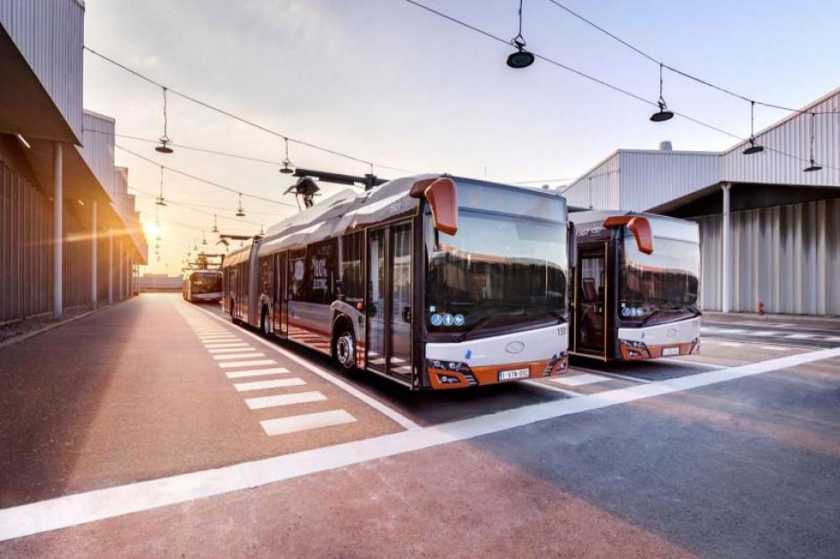 Szczecin wybrał dostawcę autobusów elektrycznych