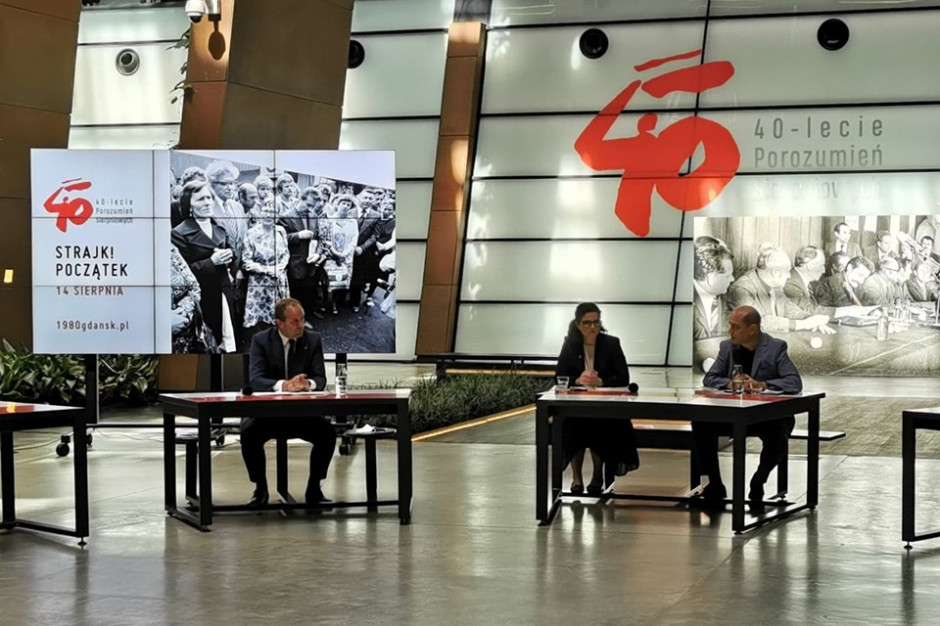 Gdańsk: W piątek rozpocznie się Święto Wolności i Demokracji