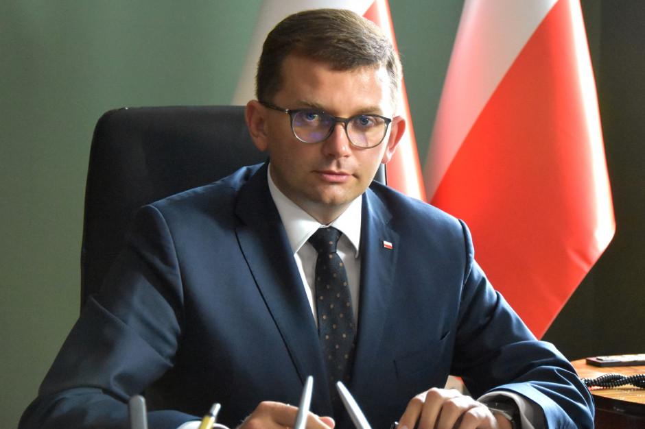 Wojewoda małopolski: sztafeta trwa; dołożę starań, by kontynuować misję