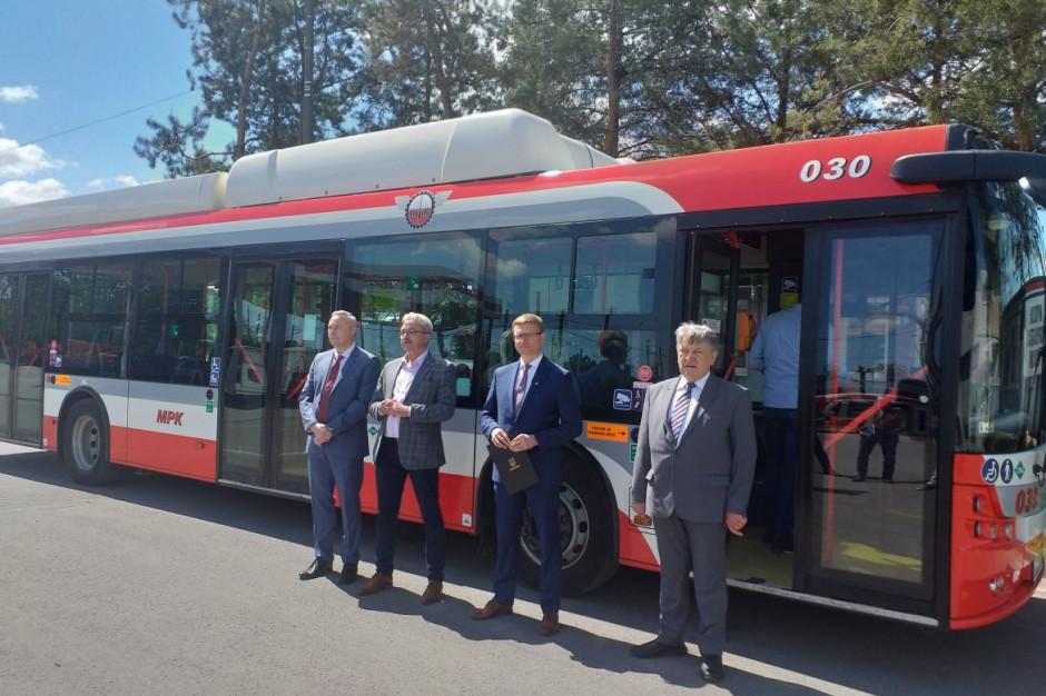 Ugoda kończy spór o autobusy między NFOŚiGW, a MPK w Częstochowie
