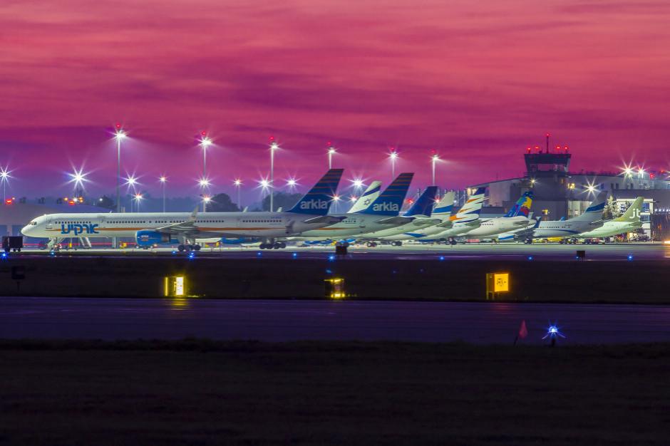 W lipcu mniej o trzy czwarte pasażerów lotniska Katowice