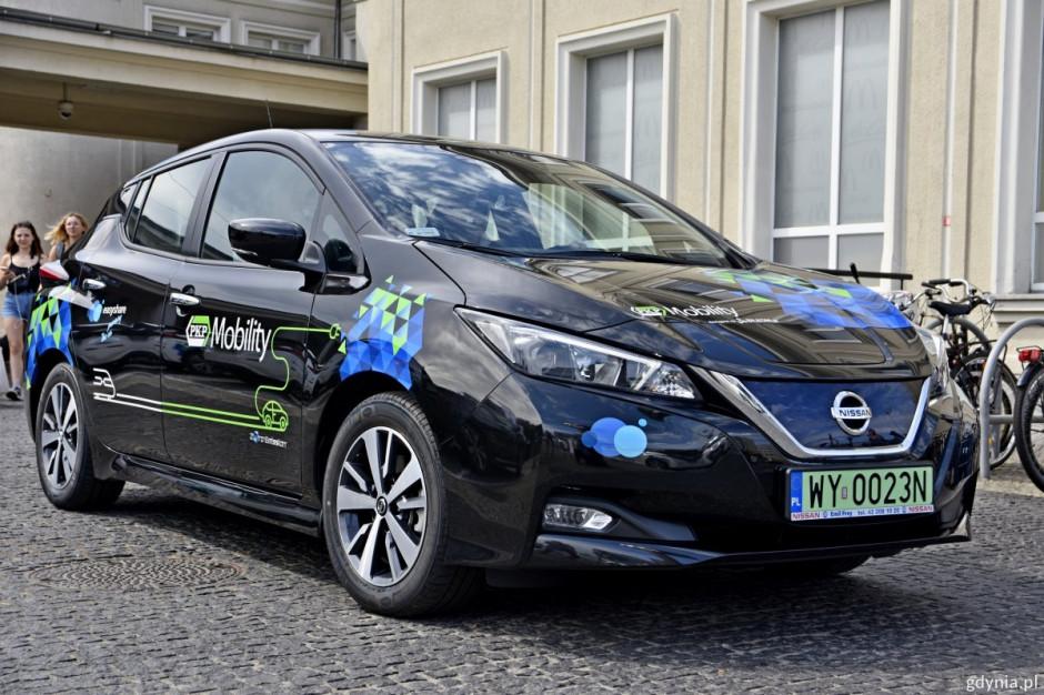 Gdynia wyznacza nowe standardy. PKP uruchomiła car-sharing dla pasażerów