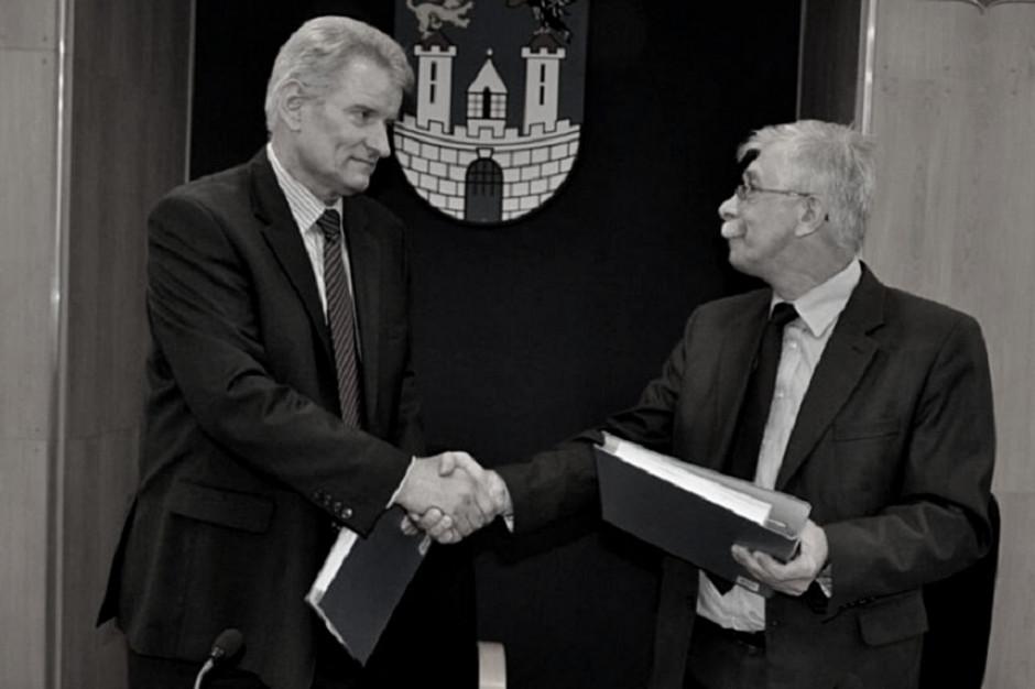 Zmarł były wiceprezydent Częstochowy Mirosław Soborak