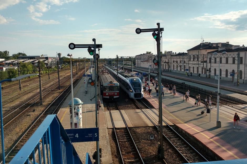 Pod koniec sierpnia wchodzi w życie korekta rozkładu jazdy pociągów