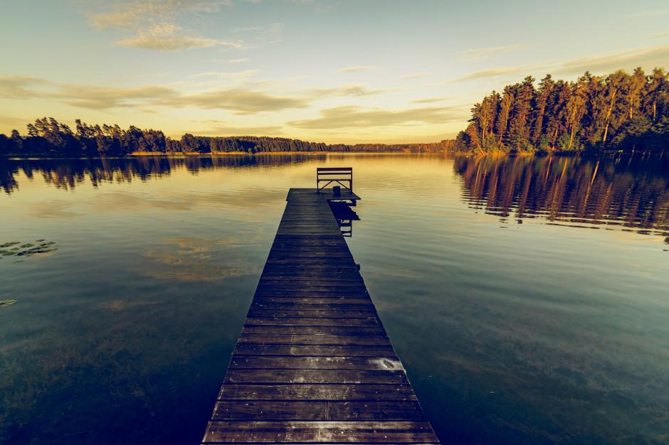 IMGW: w środę rano najcieplejsza woda była w Jezioraku