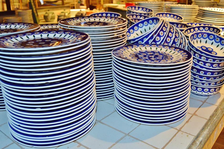 W Bolesławcu rozpoczęły się największe w Polsce targi ceramiki