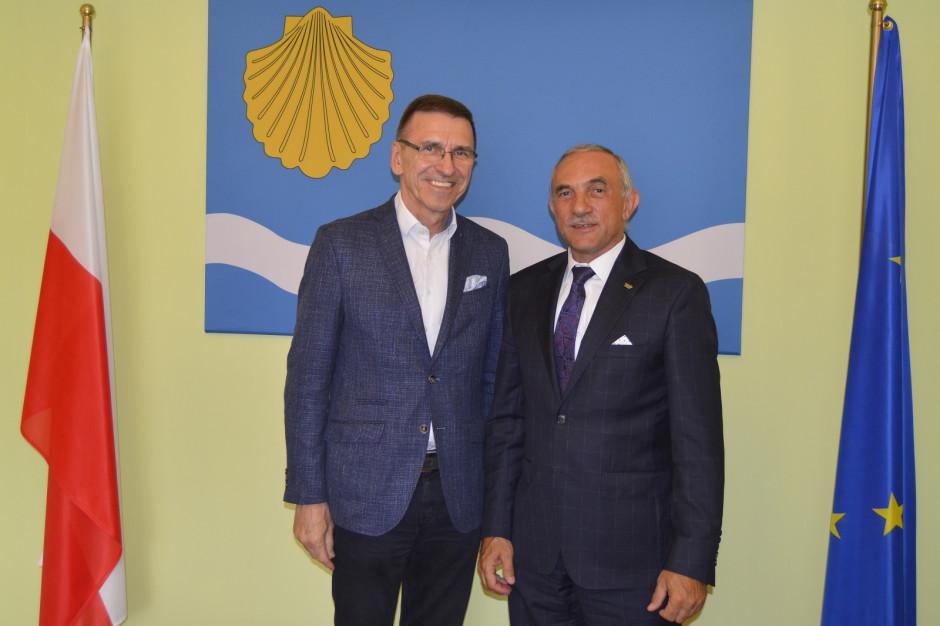 Olsztyn może zyskać konsulat Białorusi